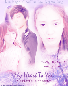 My Heart to You poster